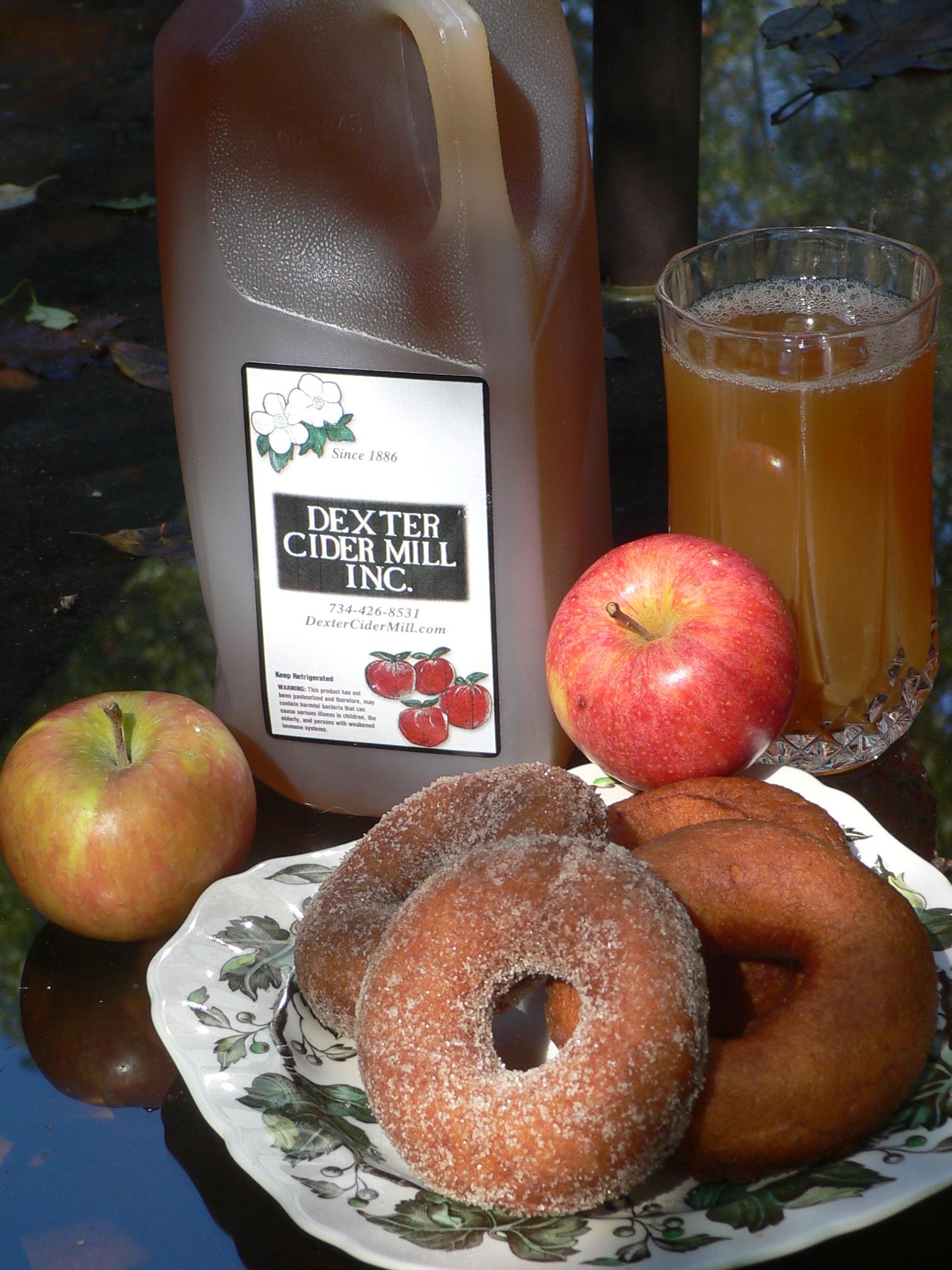 Cider & Donuts10