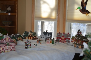 Our Christmas Village