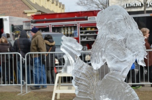 Plymouth Ice Festival 2013