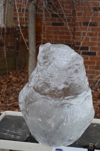 Poor Owl was Melting