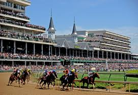 Churchill Downs Photo from kentuckytourism.com