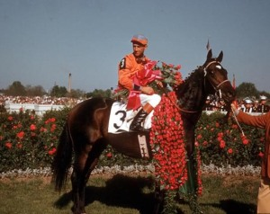 Needles - Winner of the 1956 Kentucky Derby Photo from: thevaulthorseracing.wordpress.com