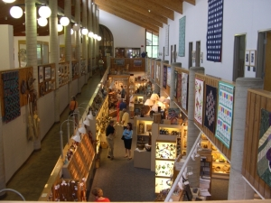 Folk Art Center/Allanstand Craft Shop (Courtesy Southern Highland Guild website)