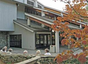 Folk Art Center - Blue Ridge Parkway (courtesy HCPress.com)