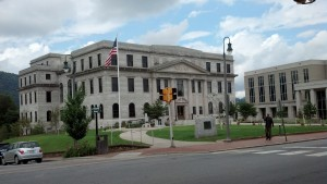 Haywood County Courthouse Waynesville, NC
