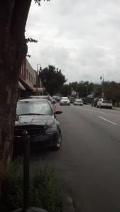 Main Street Waynesville, NC