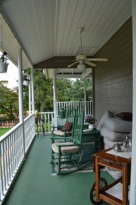 Back Porch Andon Reid Bed & Breakfast Inn Waynesville, NC