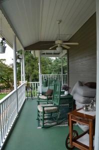 Back Porch Andon Reid Bed & Breakfast Inn Waynesville, NC