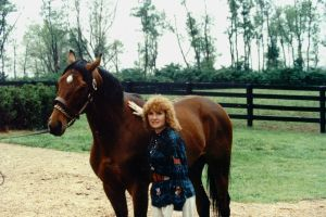 Alysheba & Me Lane's End - 1989