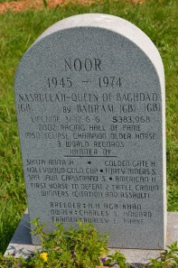 Noor's Headstone (With Utmost Thanks to Ms. Charlotte Famer)