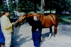 Secretariat and Me (Yes, he was THAT easy to love)