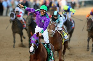 California Chrome Wins 140th Kentucky Derby (Matthew Stockman /Getty Images)