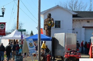 Early morning - Vermontville Maple Syrup Festival