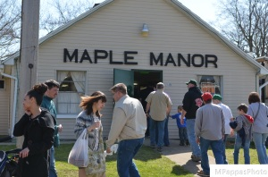 Instructional Building (Vermontville Maple Syrup Festival)