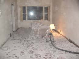 Drywall Dust