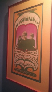 Cream Poster (Jim was at this concert)