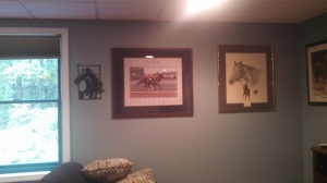 "Other portion of ""Secretariat Corner"""