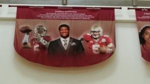 Jameis Winston's Heisman Trophy Win Banner
