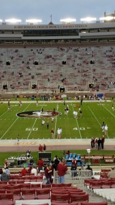 Bobby Bowden Field (From Our Seats)